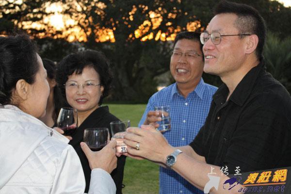 新西兰河南商会成立周年庆典