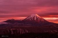 Mt Ngauruhoe (2,287m)